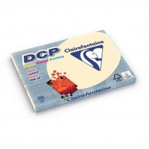 6833C - Ramette de 125 feuilles de papier DCP ivoire, A3, 250 g/m²