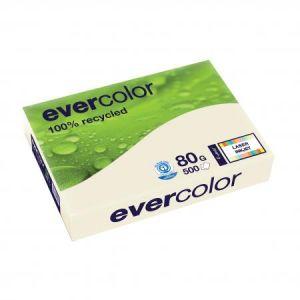 30259C - Ramette de 500 feuilles de papier Evercolor ivoire, A3, 80 g/m²