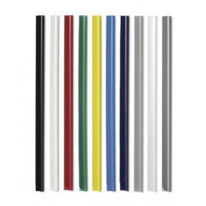 2900-05 - Boîte de 100 baguettes à relier, pour format A4, ép. 3 mm, coloris vert