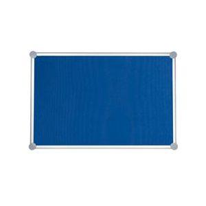 panneau d 39 affichage bleu comparer 85 offres. Black Bedroom Furniture Sets. Home Design Ideas