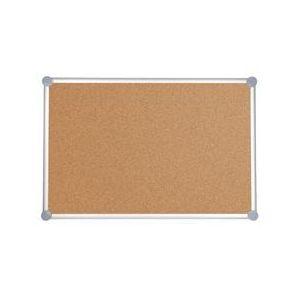 62955-84 - Tableau pour punaises 2000, liège, 100x150 cm, coloris gris