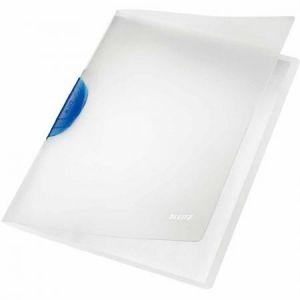 4174-01-35 - Chemise à clip ColorClip Magic, format A4, clip de coloris bleu foncé