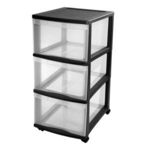tour rangement 5 tiroirs comparer 152 offres. Black Bedroom Furniture Sets. Home Design Ideas
