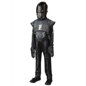 Déguisement Luxe K-2SO enfant - Star Wars Rogue One - Taille: 7 à 8 ans