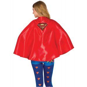 Cape Supergirl femme