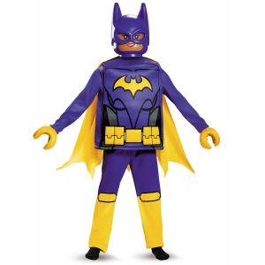 Déguisement deluxe Batgirl LEGO Movie enfant - Taille: 7 - 8 ans (124 - 136 cm)