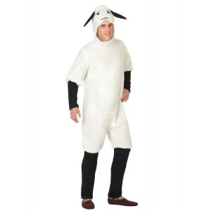 Déguisement mouton homme - Taille: M / L