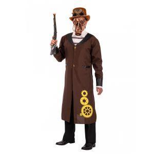 Déguisement steampunk homme - Taille: M