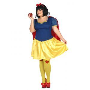 Déguisement princesse femme conte de fée grande taille - Taille: XL
