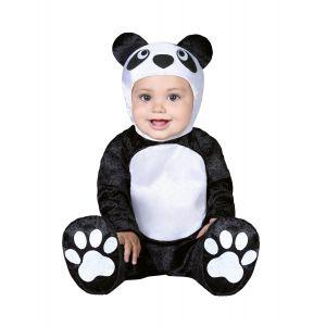 Déguisement petit panda bébé - Taille: 6 à 12 mois (82-83 cm)