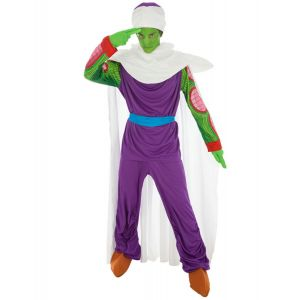 Déguisement Piccolo Dragon Ball adulte - Taille: Large