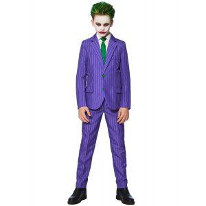 Costume Mr. Joker enfant Suitmeister - Taille: 4-6 ans (98-104 cm)