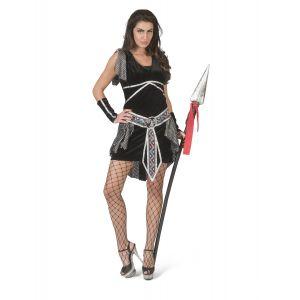 Déguisement guerrière médiévale femme - Taille: XS