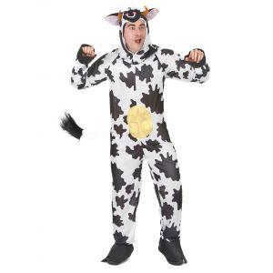 Déguisement vache adulte - Taille: L