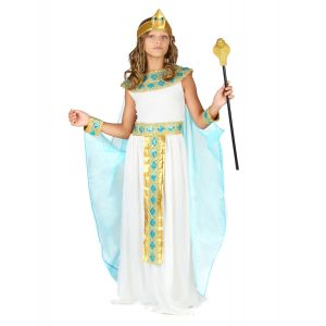 Déguisement reine égyptienne fille - Taille: 8-10 ans (146 cm)