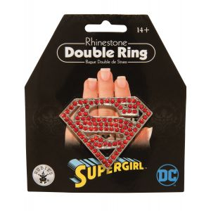Double bague Supergirl