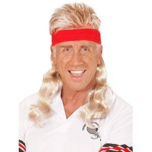 Bandeau mulet blond adulte
