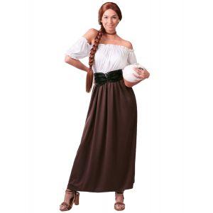 Déguisement tavernière médiévale femme - Taille: M (38-40)