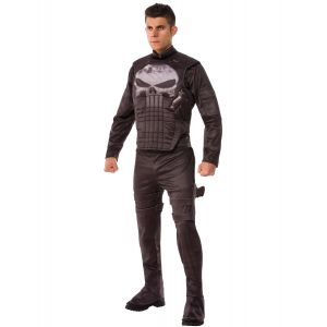 Déguisement luxe The Punisher adulte - Taille: M / L