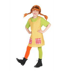 Déguisement Fifi Brindacier fille - Taille: 3 à 4 ans