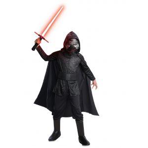 Déguisement luxe Kylo Ren Star Wars IX enfant - Taille: 5 à 7 ans