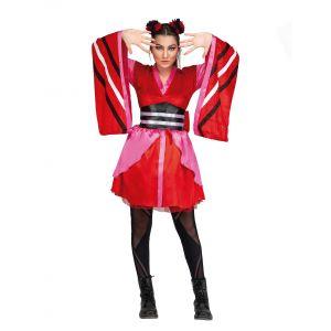 Déguisement Japonnaise femme - Taille: Small