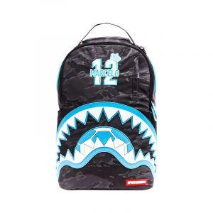 Sprayground Sac à dos 45 cm Marcelo Blue rubber shark