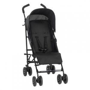 Poussette canne inclinable AVA Basic - Black