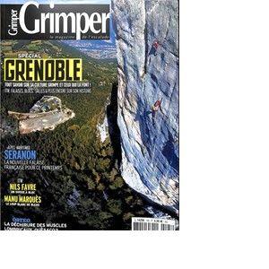 Grimper - Abonnement 12 mois
