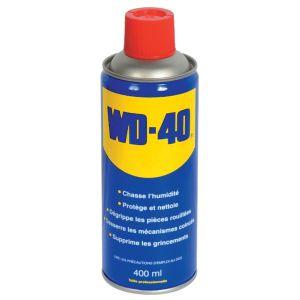 Dégrippant WD40 Aérosol 400 ml