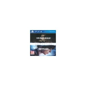 Heavy Rain - Beyond Collection  (ps4 Only) [ML] [PS4]