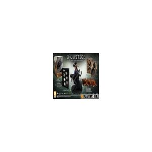 Injustice: Gods Among Us COLLECTOR EDITION [MIX] [PS3]