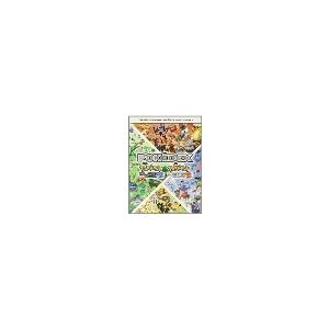 The Pokemon Company - The Official National Pokedex  et  Guide : Volume 2 - Pokemon Black / White Version 2 [Guide de Jeu]