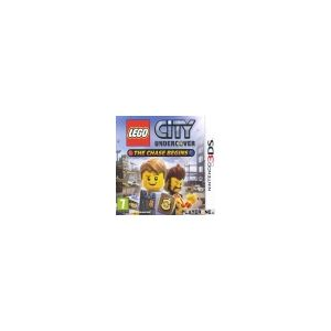 LEGO City Undercover [NL] [3DS]