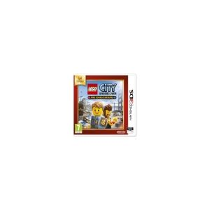 Lego City Undercover - Select [DE] [3DS]
