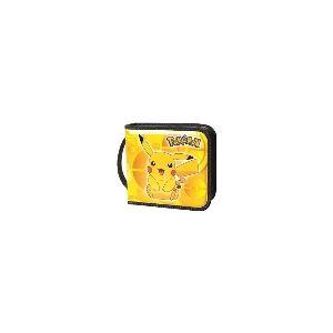 PowerA - Sacoche de Transport + 2 Stylets + 1 Chiffon - Pokemon - Pikachu [Accessoire DSi / DSi XL / 2DS / 3DS / 3DS XL]