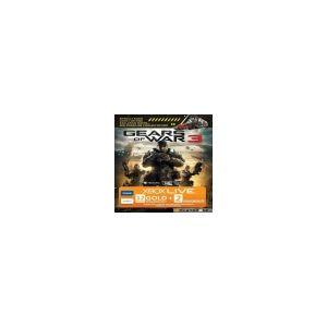 Abonnement Gold Xbox Live 12 Mois + 2 Mois Gratuit + DLC ( Gow 3 ) [DE] [Xbox 360]