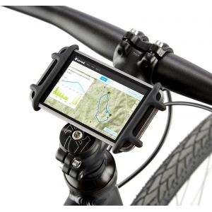Red Cycling Products Easy Up Sacoche vélo pour smartphone, black Accessoires smartphone