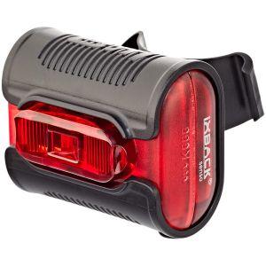 Busch + Müller IXBACK senso USB Éclairage arrière, black Lampes arrière