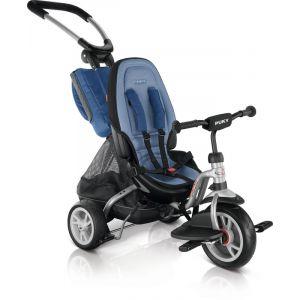 Puky CAT S6 CEETY - Tricycle Enfant - bleu/argent Vélos enfant & ado