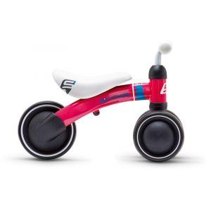 s'cool pedeX first Enfant, himbeer/petrol matt Vélos enfant & ado