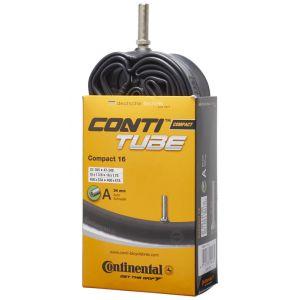 Continental Compact 16 pouces Chambre à air AV 34mm Chambres à air