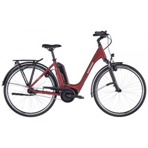 Winora Sinus Tria N7 eco Wave, burgundy red matte Vélos électriques