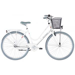 Ortler Fjaeril Femme, white Vélos de ville