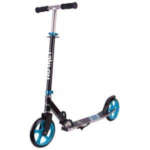 HUDORA Hornet Trottinette de ville Enfant, black/light blue Vélos enfant & ado