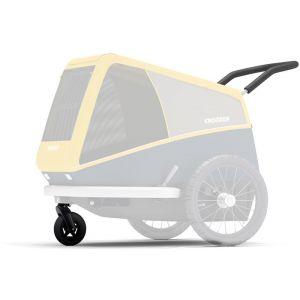 Croozer Buggy Set d'autocollants pour Dog Peppa, black Accessoires remorque