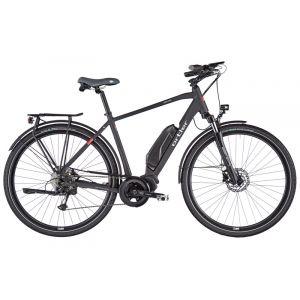 Ortler Montana Eco, black matt Vélos électriques