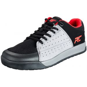 Ride Concepts Livewire Chaussures Homme, charcoal/red EU 42 Chaussures BMX & dirt
