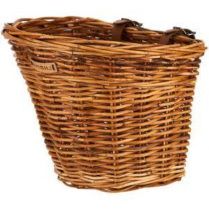 Basil Darcy L Sacoche de guidon, nature brown Paniers pour guidon