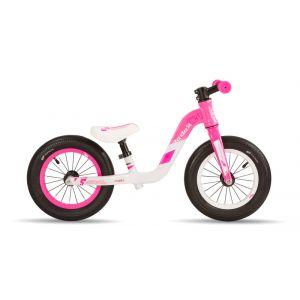 s'cool pedeX 1 - Draisienne Enfant - rose/blanc Vélos enfant & ado